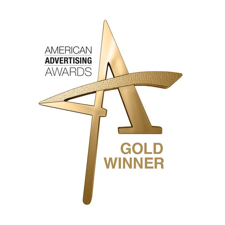 Gold American Advertising Award 2020
