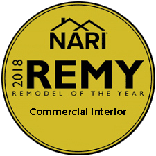 2018 NARI REMY Award - Remodel of the Year - Commercial Interior