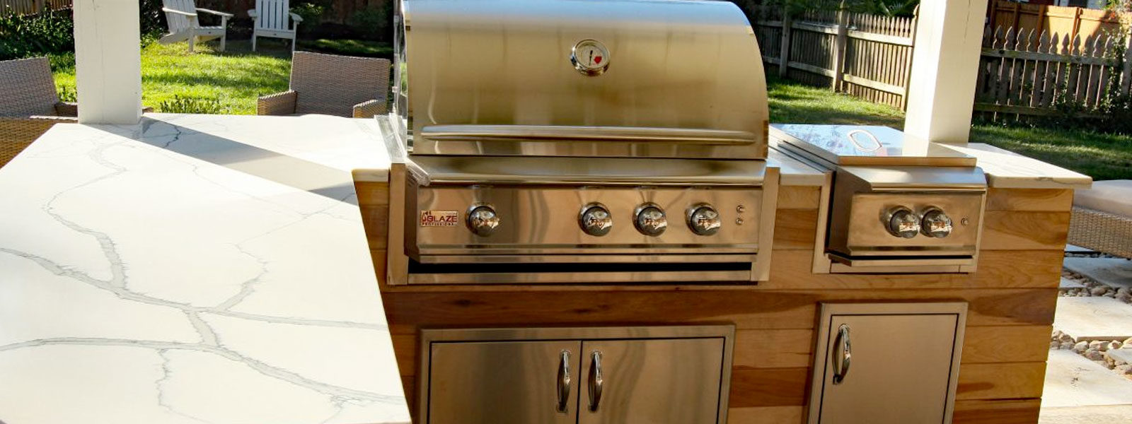 3 Outdoor Kitchen Must Haves