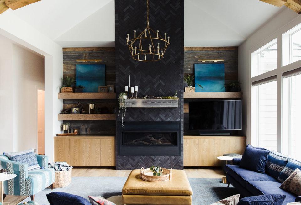 living room in kansas city