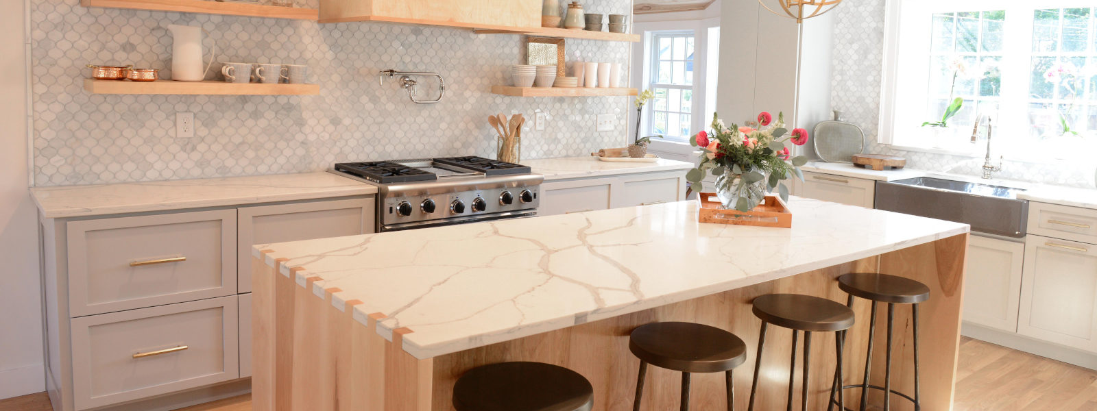 Rock Your Kitchen Island