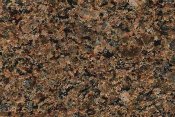 India Copper Brown – Granite