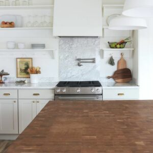 end wood countertops