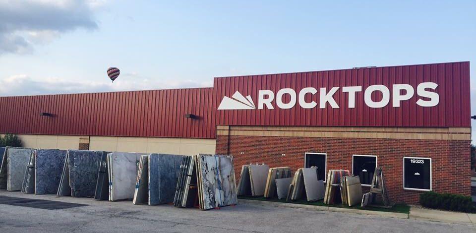 Rocktops countertops slabs