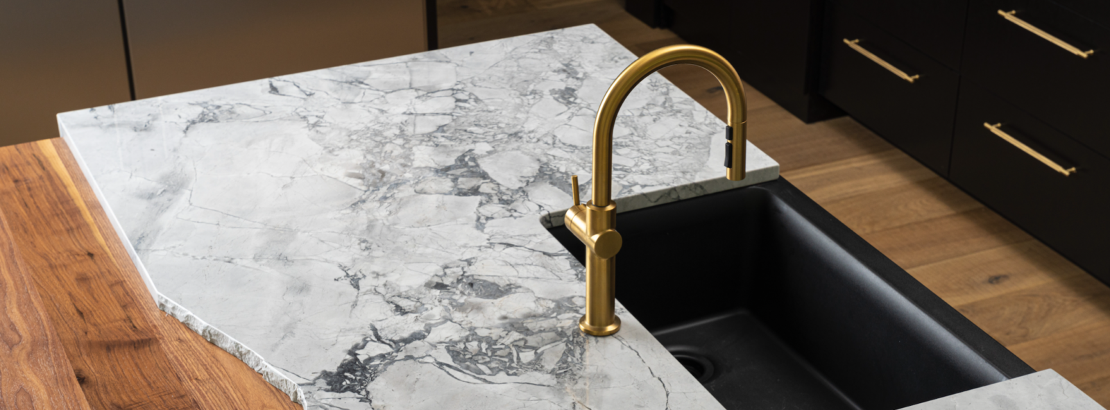 The Misconception on Marble Countertops: They're Not Scary